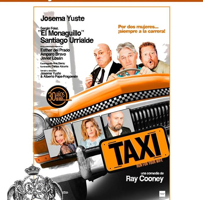"Comedia ""Taxi Run for your Wife"""