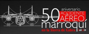 50 ANIVERSARIO AVION LOGOTIPO
